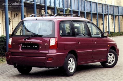 Kia Joice Kia Joice 1999 2000 2001 2002 2003 Autoevolution