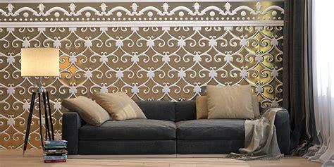 Panel Dinding Dekoratif panel dinding 3d gipsum dan grc ekonomis dindingrumah