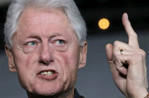Where Do Bill And Hillary Clinton Live bill clinton has lost his superpower why his