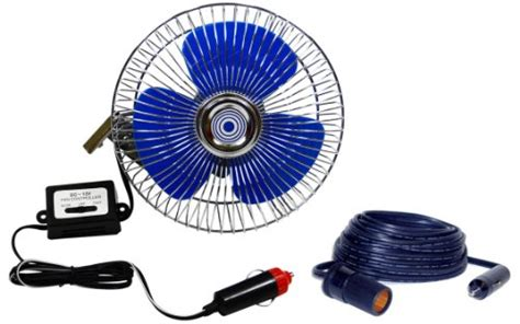 12 volt fans for horse trailer 6 rv fan 12 volt mountable vehicle and boat dash fan with