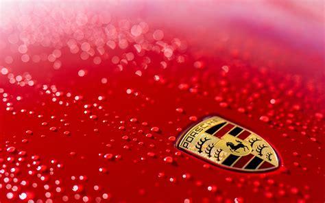 Porsche Logo Wallpaper Hd by Porsche Logo Hd 4k Wallpapers Hd Wallpapers Id 22705