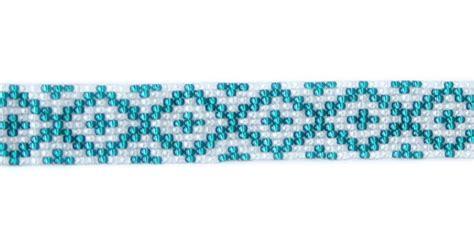 handwerke perlen weben und anleitung