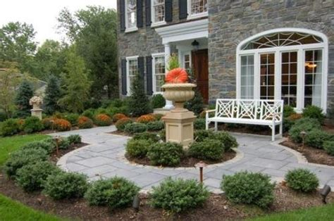 front courtyard outdoor spaces pinterest