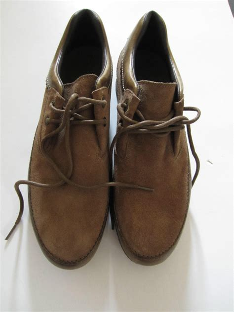 Unify Suede Uk44 paul smith brown leather suede shoes size uk 8 eu 42