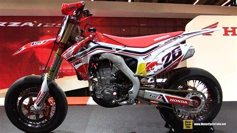Kaos Pimpstar Supermoto Motorcycle 1 2016 honda crf450r pedrosa 26 motard racing bike walkaround 2015 salon moto
