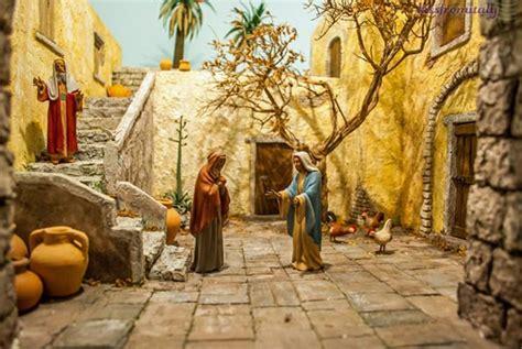 il presepe  italian nativity scene kissfromitaly italy tours