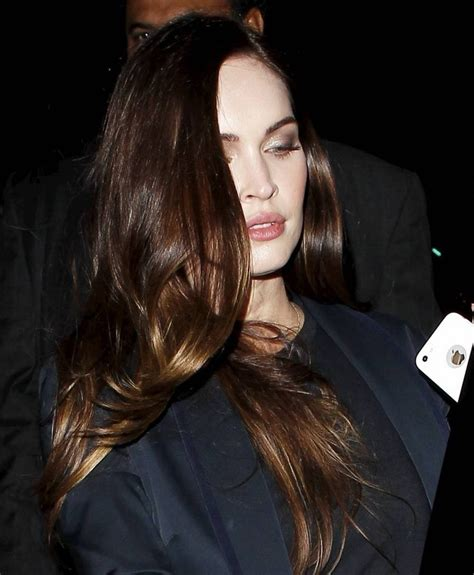 megan kelly who colors her hair megan fox hair color inspo hairy goodness