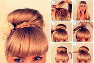 Easy hairstyles 2014