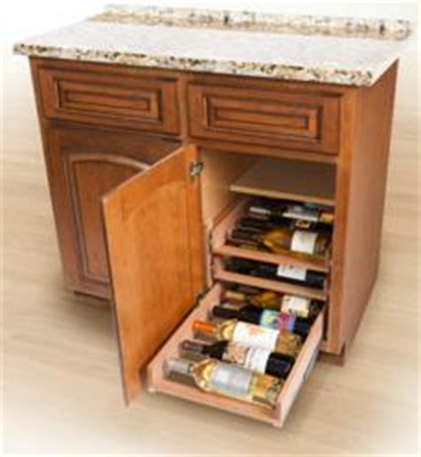 Wine Rack For Inside Cabinet by In Cabinet Wine Racks Install In Five Minutes