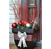 20 DIY Outdoor Christmas Decorations Ideas 2014