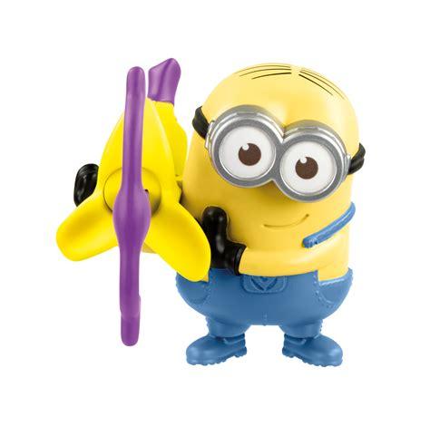 Mainan Despicable Me 3 Minion Banana Launcher Minions No10 Mcd mcdonald s goes bananas onlywilliam