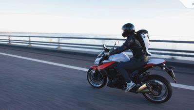 Tas Untuk Naik Motor tips aman naik motor 1 tas ransel autonetmagz