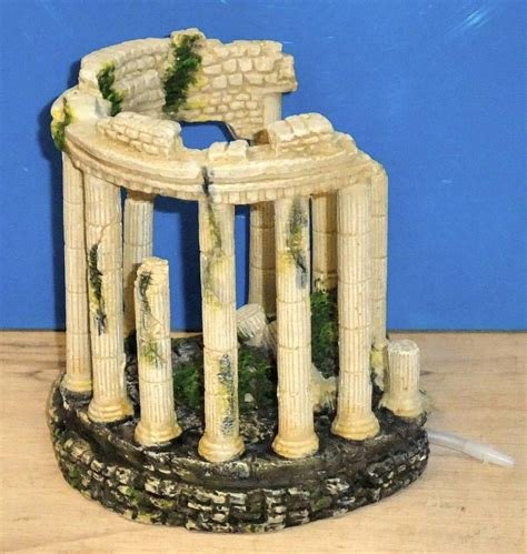 Rome Decoration Hand by Aquarium Decorations Ruins Greek Roman Ruins Ar003 Large
