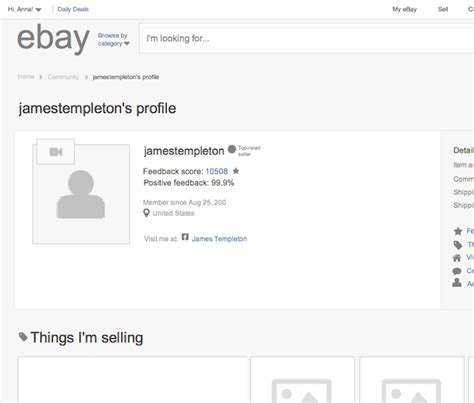 new ebay significant change or shiny upgrade uxpin