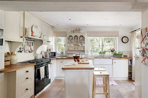 Local Kitchen Cabinet Stores A Pretty Cottage Period Living