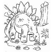 Dinosaur Coloring Pages  Free Printable Pictures For