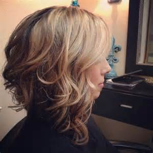 Curly long inverted bob hairstyles 10 stylish wavy bob hairstyles for