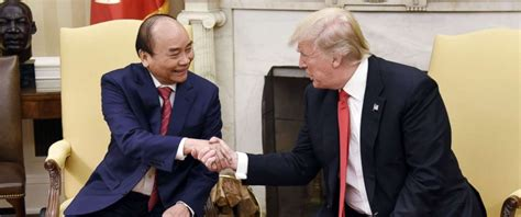 donald trump vietnam vietnam seeks reassurances from trump after his praise for