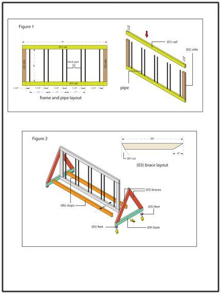 Bike Rack Plans by More Plans For The Bike Rack Garage The O