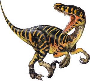 Velociraptor you can climb on and control one of these badboys