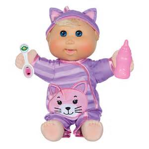 Cabbage patch kids baby so real wicked cool toys