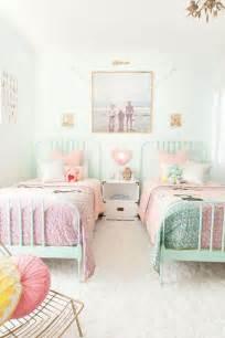 Shared Girls Bedroom Ideas best 25 mint girls room ideas on pinterest