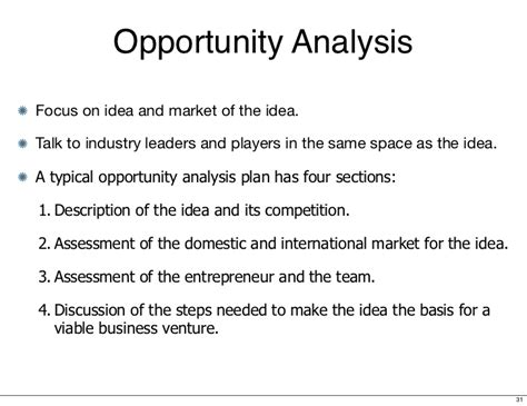 opportunity statement template entrepreneurship 1 introduction identifying ides