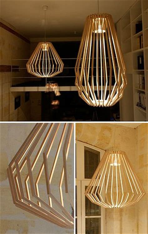 25 Beautiful Diy Wood Ls And Chandeliers That Will Wood Chandelier Lighting