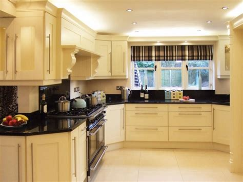 cream and black kitchen ideas cream kitchen cabinets warm colors for a cozy atmosphere minimalisti com interior design and