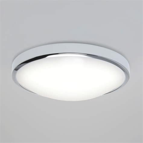 Sensor Ceiling Lights by Astro 7411 Osaka Sensor Led Chrome Bathroom Ceiling Light