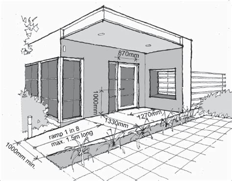 Accessible Bathroom Floor Plans the livable and adaptable house yourhome
