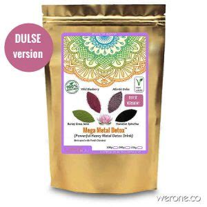 Atlantic Dulse Detox Brain by Werone Reconnect With Your Soul Creativity Inner Power