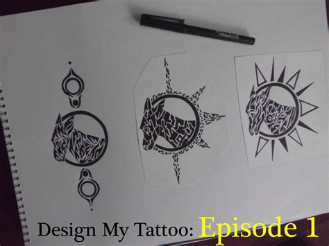 help design my tattoo design my ep 1 tribal by