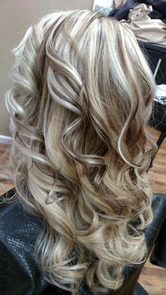show pictures of older women highligt and lowlight fir blonde g s old school chunky blonde highlights my work