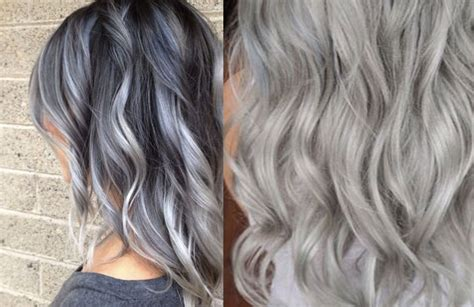 farbe za kosu za ombre idealna nijansa plave boje kose