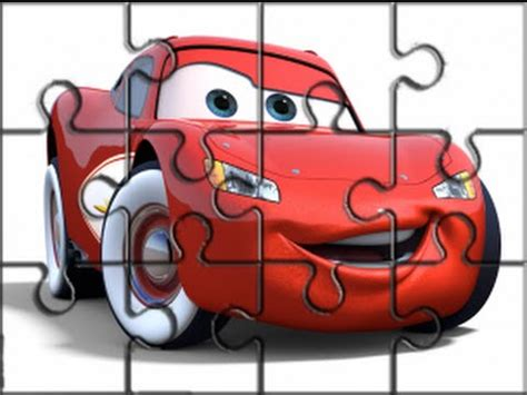 printable puzzle cars and car parts cars 2 jigsaw puzzle lightning mcqueen mater luigi