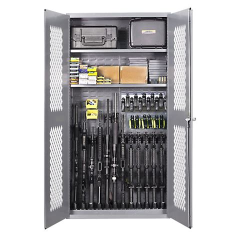 Tactical Gun Cabinet by Secureit Tactical Steel Cabinet 1500 Gear And Gun