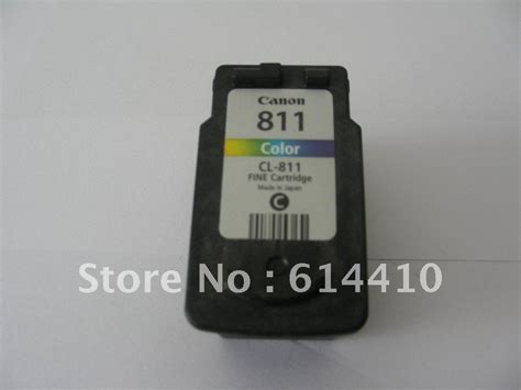 Tinta Printer Canon Cl 811 ink cartridge with print cl 811 for canon mp 287 mp