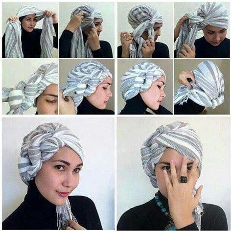 Tutorial Turban Bandana | 47 best headscarf styles images on pinterest turbans