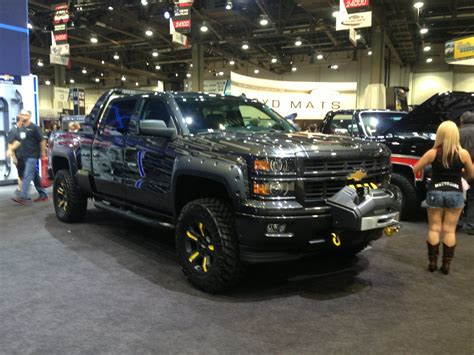 chevy concept truck 2014 chevy black ops truck autos post
