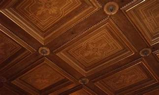 Interior Design Basic the beauty and advantages of coffered ceilings in home design