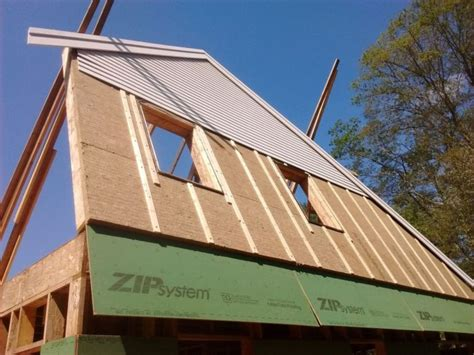 Side Gable Roof Gable Wall Side Trim And Raise Homebuilding
