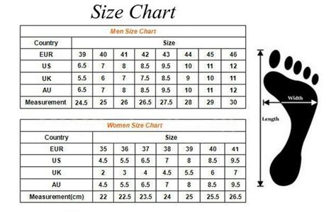 shoe size chart online sizing guide kalena s shoes