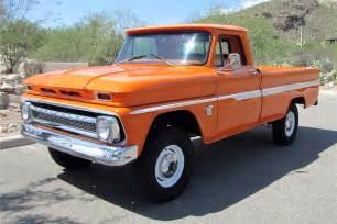 1964 chevrolet 1 2 ton 4x4 117313