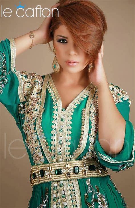 Leyla Top caftan leila hadioui top model caftan marocain 2015 le