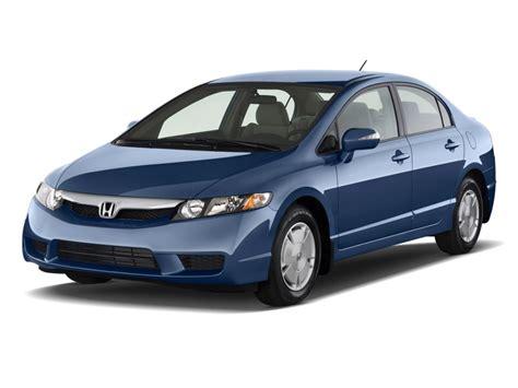 4 Door Honda Civic by Image 2010 Honda Civic Hybrid 4 Door Sedan L4 Cvt Angular