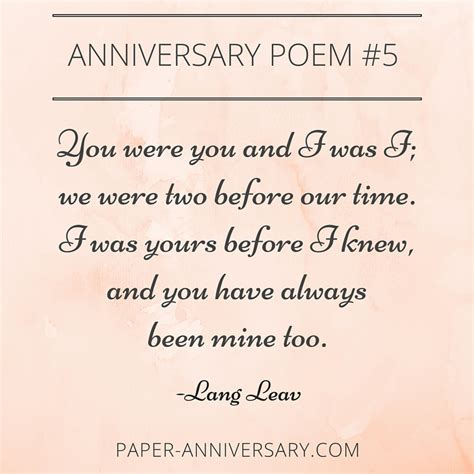 30th Wedding Anniversary Card Verses by 10 Epic Anniversary Poems For Him Readers Favorites