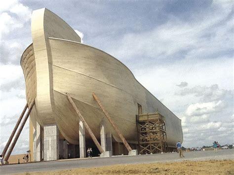 ark boat museum visiting noah s ark orangeburg historian enlightened by