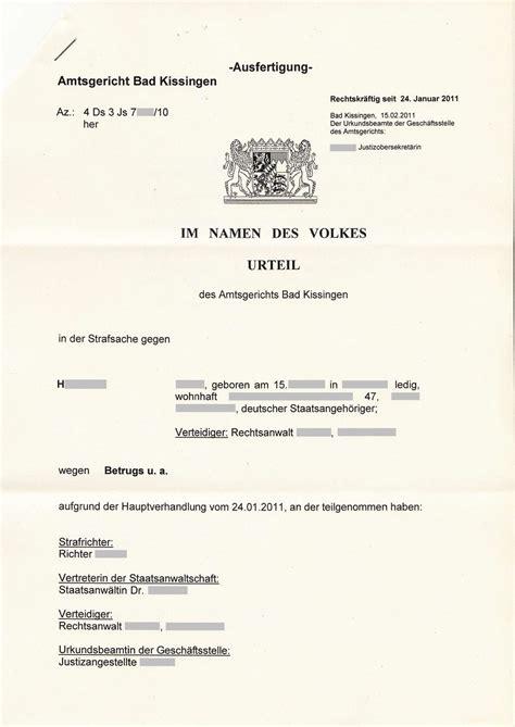 Vorlage Antrag Zwangsvollstreckung Urteil Deutschland