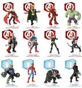 Disney Infinity Characters Marvel Disney Infinity Archives Simplistically Living